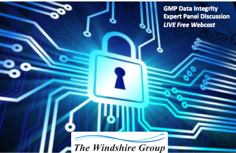 GMP Data Integrity Expert Panel Discussion – LIVE Free Webcast