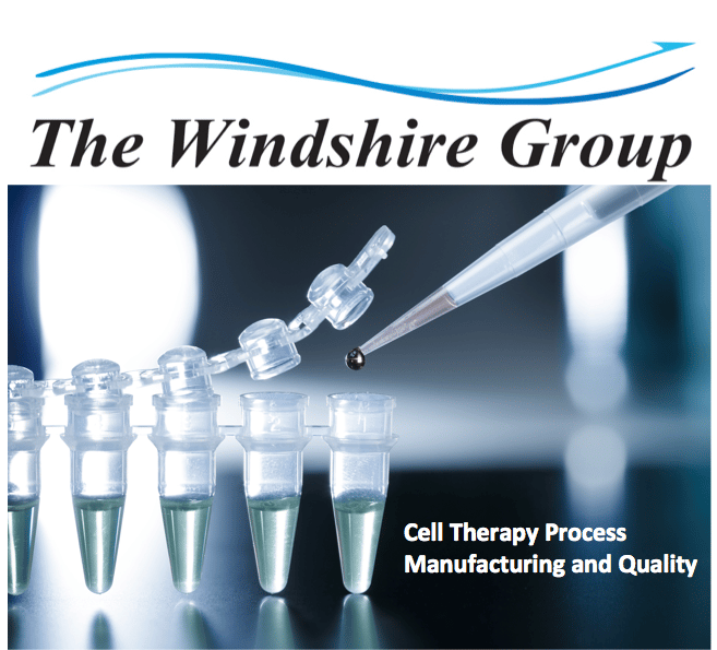Cell Therapy Process Manufacturing And Quality